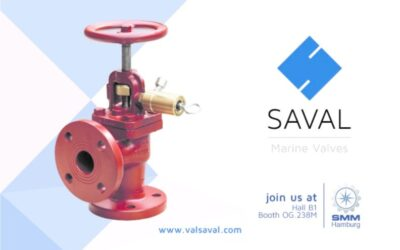 Saval en SMM de Hamburgo