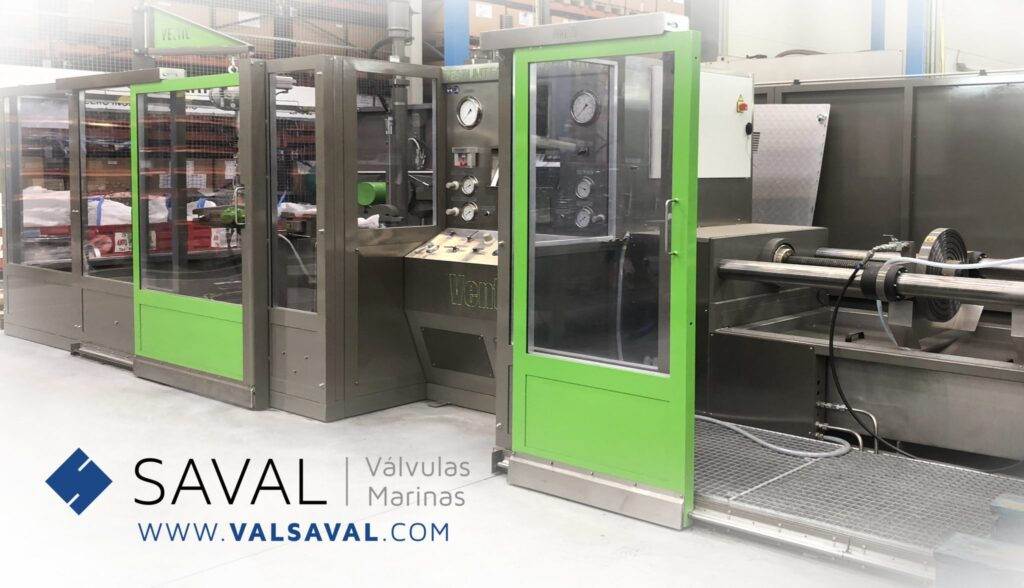Saval's Bench test: reliability & traceability