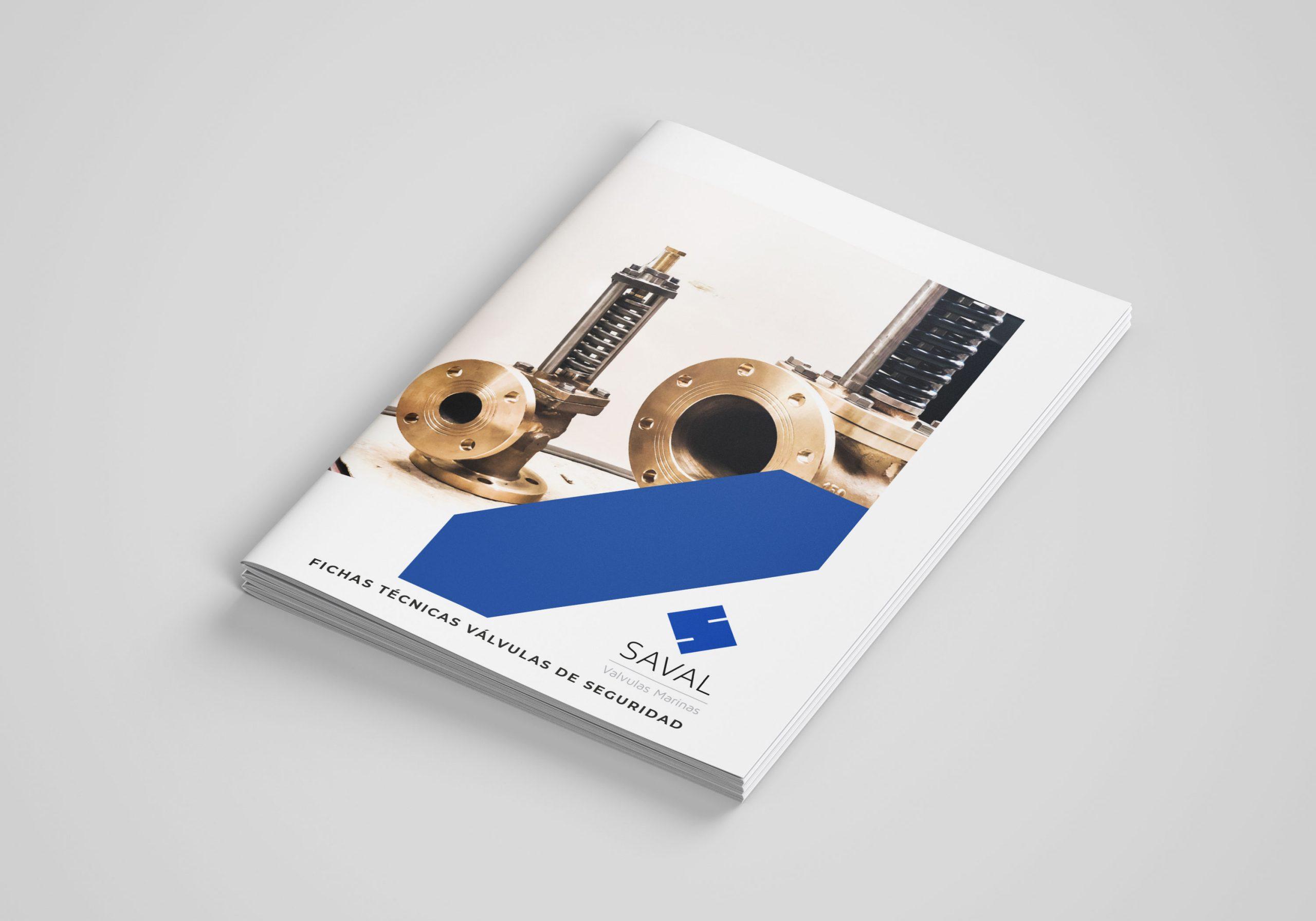 Catálogo Saval Válvulas Seguridad